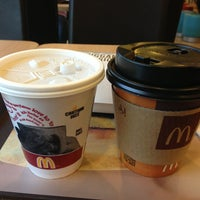 Photo taken at McDonald's by Agnes E. on 3/10/2013