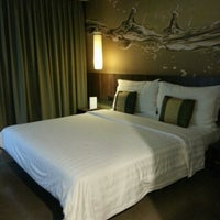 Photo taken at Aston Primera Pasteur Hotel by JamiL [-KЯB-]™ on 6/13/2013