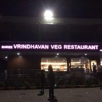 Photo taken at Vrindavan Veg Hotel by Pradeep Pravesh a. on 1/15/2014