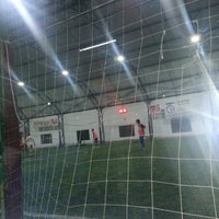 Photo taken at Sport Center Futbal (Balon) by Владимир  Н. on 10/23/2012