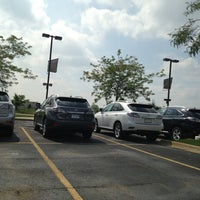 Photo taken at Lexus of Akron-Canton by Reem S. on 6/8/2013