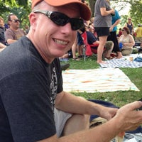 Photo taken at Comfest by Cathy D. on 6/27/2014