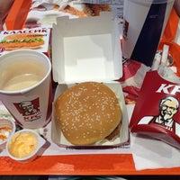 Снимок сделан в KFC пользователем Elena V. 7/10/2013