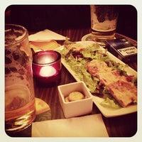 Photo taken at Café Lazar by Jonathan B. on 1/23/2013