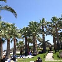 8/8/2013 tarihinde Nilay K.ziyaretçi tarafından Boyalık Beach Hotel & SPA'de çekilen fotoğraf