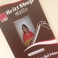 Photo taken at Oficina Britt Shop México by Britt S. on 6/5/2013