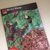 Photo taken at Oficina Britt Shop México by Britt S. on 6/7/2013