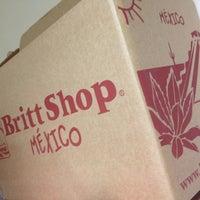 Photo taken at Oficina Britt Shop México by Britt S. on 5/29/2013