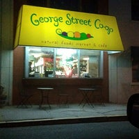 Photo taken at George Street Co-op by James V. on 2/18/2013
