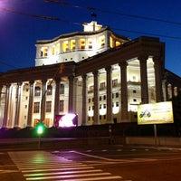 Photo taken at Центральный академический театр Российской армии by Sergeℹ on 6/10/2013
