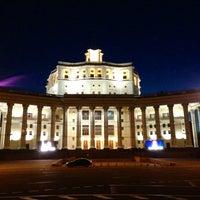 Photo taken at Центральный академический театр Российской армии by Sergeℹ on 6/3/2013