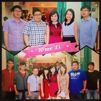 Photo taken at Wedding Palace by fifi y. on 12/7/2013