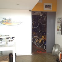 Photo taken at Rent The Bicycle by Jun F. on 6/2/2013