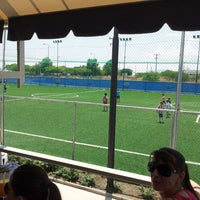 Photo taken at Olympic Park (Football Academy) by Αδαμάντιος Π. on 6/9/2013