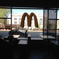 Das Foto wurde bei McDonald's von Сусанна Г. am 4/28/2013 aufgenommen