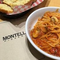 รูปภาพถ่ายที่ Montella Pizza โดย Hazael V. เมื่อ 9/24/2016