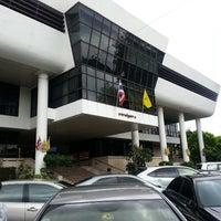 Photo taken at ห้อง 206 อาคารรัฐสภา 2 by Wallapa S. on 9/16/2014