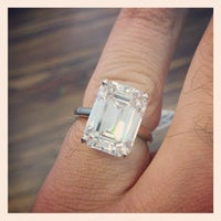 Photo taken at De Beers Diamond Jewelers by Dhruv K. on 12/6/2013