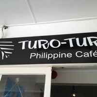 Photo taken at Turo-Turo Philippine Café by Lim Kim L. on 3/27/2013