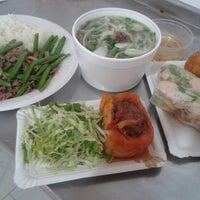 Photo taken at Pho Vietnam Tuan & Lan by tzetze -. on 6/1/2013