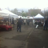 Photo taken at University District Farmers Market by Miguel G. on 4/20/2013