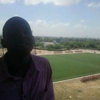 Photo taken at Tanzania Football Federation by Awadh K. on 3/7/2013