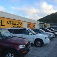Photo taken at EL CHEAPO CARS by Masaki A. on 7/5/2013