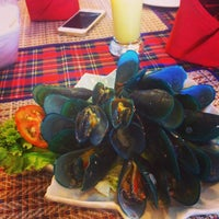 Photo taken at The Harbour Restaurant - Pattaya by Алёна З. on 4/8/2014