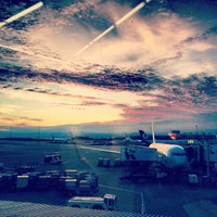Photo taken at Vancouver International Airport (YVR) by Hamza K. on 6/22/2013