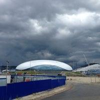 Снимок сделан в Олимпийский парк пользователем Валерия 6/4/2013