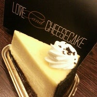 Photo taken at Love And Cheesecake by Riddhi N. on 6/30/2015