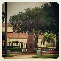 Photo taken at Boca Raton City Hall by Andrea M. on 10/14/2012