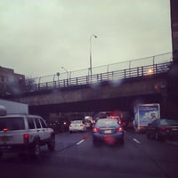 Photo taken at Cross Bronx Expressway (I-95) by Andrea M. on 12/7/2012