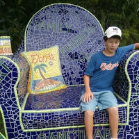 Photo taken at Coral Springs Museum of Art by Andrea M. on 7/2/2013