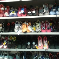 Photo taken at Adidas дисконт центр by Dina A. on 8/18/2014