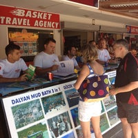 Photo taken at Basket Travel Agency by Güven V. on 7/28/2013