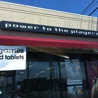 Photo taken at GameStop by Sandy T. on 4/14/2013