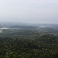 Photo taken at Mullayanagiri by Nishanth N. on 5/4/2014
