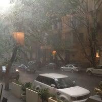 Photo taken at I. Abashidze Street   ი. აბაშიძის ქუჩა by takosia d. on 6/27/2013