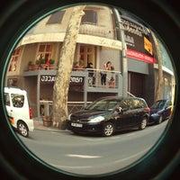 Photo taken at I. Abashidze Street   ი. აბაშიძის ქუჩა by takosia d. on 4/30/2013
