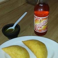 Photo taken at Cafeteria las Palmas by Denis C. on 8/18/2013