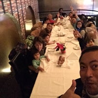 Photo taken at Arno Ristorante by Brian Harvey on 12/13/2014