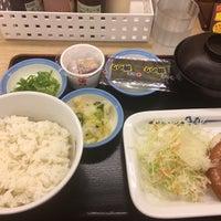 Photo taken at Matsuya by Akihiro O. on 8/23/2017