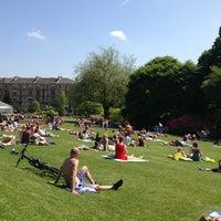 Photo taken at Glasgow Botanic Gardens by Michael M. on 6/7/2013