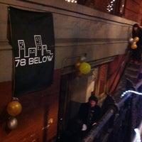 Photo taken at 78 Below by m. le gaga on 4/25/2013