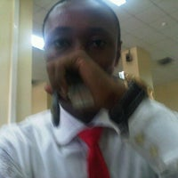 Photo taken at Ghana Commercial Bank - Circle by EMILE M. on 3/7/2013