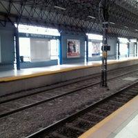 Photo taken at L1 Tren Ligero Estación Periférico Norte by Iván S. on 12/3/2012