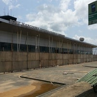 Photo taken at Port-Harcourt International Airport (PHC) by Oluyomi O. on 5/19/2013