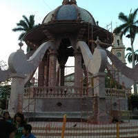 Photo taken at Plaza De Armas by Danny Derek G. on 6/9/2013