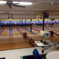 Photo taken at Stoneleigh Duckpin Bowling Center by Paul C. on 5/12/2013